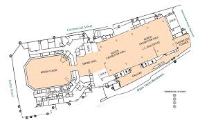 maps dcu center