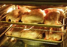 roasting turkey halves cheater chef