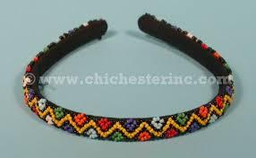 beaded headband zulu beaded headbands from south africa