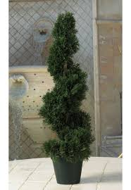 Topiary Plants Online - buxus spiral tree p20 255 image artificial outdoor topiary from