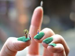 the 9 most crazy nail designs which blow your mind for fairy