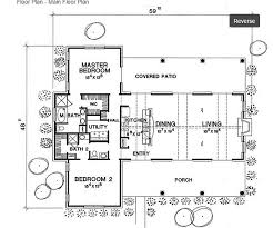 8 cliff may inspired ranch house plans from houseplans retro t