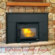 wood burning fireplace insert napoleon 1101 with black arched door