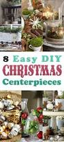 8 easy diy christmas centerpieces the cottage market