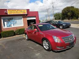 cadillac cts 2009 for sale cadillac cts 2009 in stamford norwalk ct boulevard