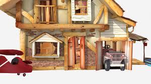 adventurers house luxury outdoor playhouse youtube loversiq