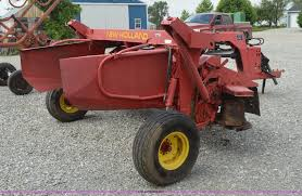 new holland 411 discbine mower item g3680 sold june 24