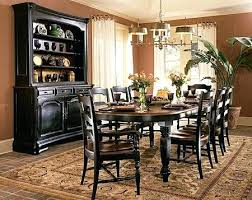 black dining table and hutch dining table and hutch set dining room set with hutch table
