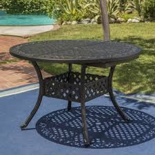 Outdoor Dining Room Furniture Patio Dining Tables You U0027ll Love Wayfair