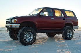 1987 toyota 4runner lift kit toyota truck 4 lift kit 1986 1989 4runner tuff country
