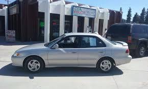 toyota corolla 2001 sedan 2001 toyota corolla s 4dr sedan in post falls id cda wheels
