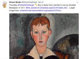 Dave Barnes What We Want What We Get Barnes Collection Online Portraitchallenge Via Studioteabreak