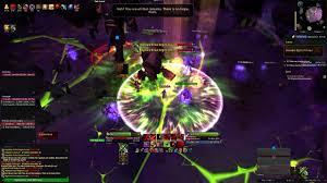 Challenge Blood Tank Artifact Challenge Highlord Kruul Blood Dk