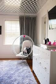 Chevron Shag Rug Blooming Tween Bedroom Interior Designs With Shag Rug Hanging