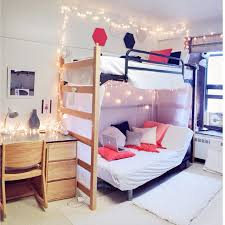 uconn dorm room christmas lights bunk bed simple room decor