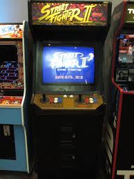 Street Fighter 3 Arcade Cabinet Ranking Cobra Arcade Bar U0027s Games From Q Bert To Satan U0027s Hollow