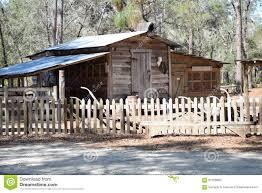 pioneer log cabin home stock photo image 67126895
