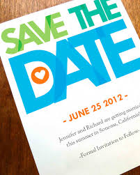 save the date ideas wedding save the date ideas martha stewart weddings
