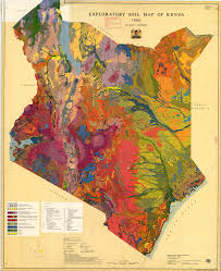 World Map 1980 The Soil Maps Of Africa Display Maps