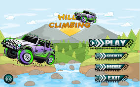 hill climb racing monster truck monster car mountain climb android apps on google play