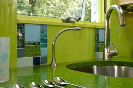Green Kitchen Design Go Green In The Kitchen With Pantone U0027s 2017 Color Of The Year