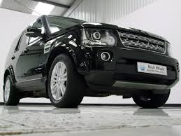 land rover discovery black land rover discovery 4 3 0 sdv6 hse nick whale sports cars