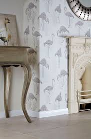 Wallpapers In Home Interiors 34 Best Birds Of A Feather Images On Pinterest Feather Curtains