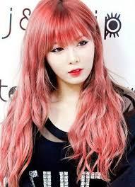 popular kpop hair colours kpop hair colors k pop amino