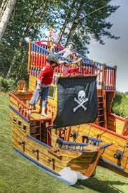 Pirate Ship Backyard Playset by Pirate Playsets Plans Pirate Playgrounds U0026 Areas Indoor