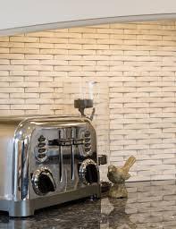 Cool Backsplash Subway Tile Kitchen Backsplash Combined Lighted White Wooden Wall