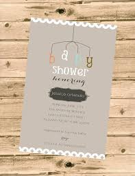 gender neutral baby shower invitations cimvitation