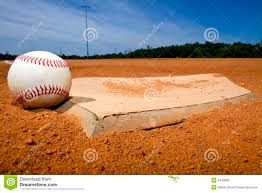 home plate stock photos image 9440083