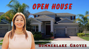 open house summerlake groves winter garden florida youtube