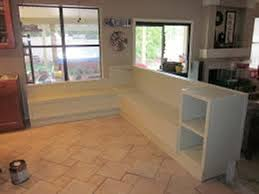 l shaped bench with storage seating kitchen kitchen l shaped