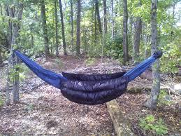 diy hammock bishop bag and underquilt hammock forums gallery