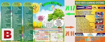 Speech Garden Summer Camp - camp 2017 karachi