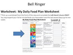 6th grade health u2013 unit 3 nutrition ppt download