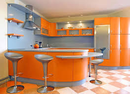 Kitchen Cabinet Surfaces 20 Metal Kitchen Cabinets Design Ideas Buungi Com