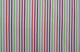 Upholstery Fabric Striped Striped Fabric White Pink Purple Lime Stripes Striped Curtain