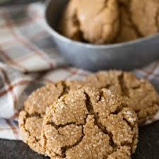 lovely little kitchen peanut butter molasses cookies lovely little kitchen mastercook