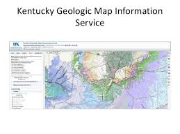 kentucky geologic map information service arcgis cloud
