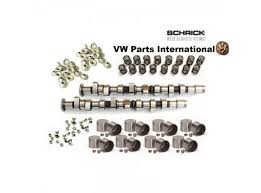 vw golf mk3 vr6 performance complete schrick camshaft kit with 276