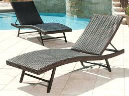 Costco Outdoor Furniture Sale by Chaise Lounge Chaise Lounge Patio Walmart Double Chaise Lounge
