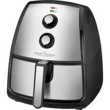 airfryer heat convection profi cook pc fr1115 h b from conrad com