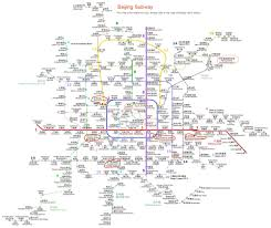 Beijing Metro Map by Beijing South Railway Station Guide Train Tickets Booking In