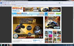 miniclip monster truck nitro 2 tut how to download games from miniclip and other flash game sites tut