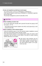 2012 toyota avalon safety information baltimore maryland