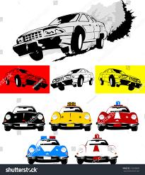 monster trucks clipart poster car monster truck vectorillustration stock vector 130658648