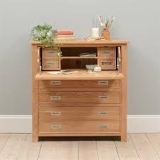 Pine Home Office Furniture Light Oak Bureau Including Free Delivery 610 039 Pine
