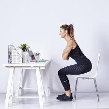 exercice au bureau 6 trucs pour bouger au bureau weight watchers